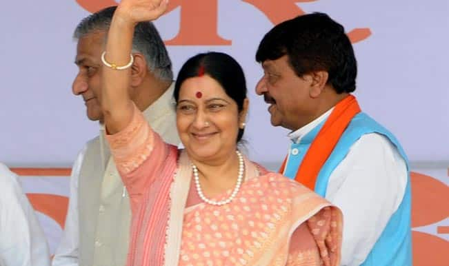 Sushma Swaraj: India set to include Mauritius in Visa on Arrival scheme