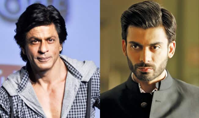 Fawad Khan is Pakistan's answer to Shah Rukh Khan?