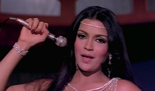 Zeenat Aman Birthday celebration: Top 5 songs of the Evergreen actress