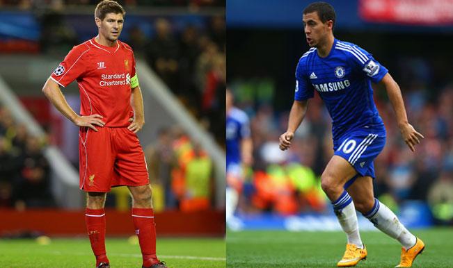 Liverpool vs Chelsea Live Score Updates, Barclays Premier League 2014-15: Full-Time Liverpool 1-2 Chelsea