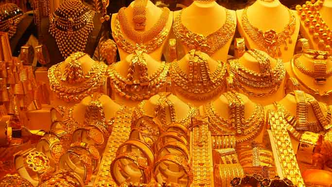 Gold jewellery demand surges in India