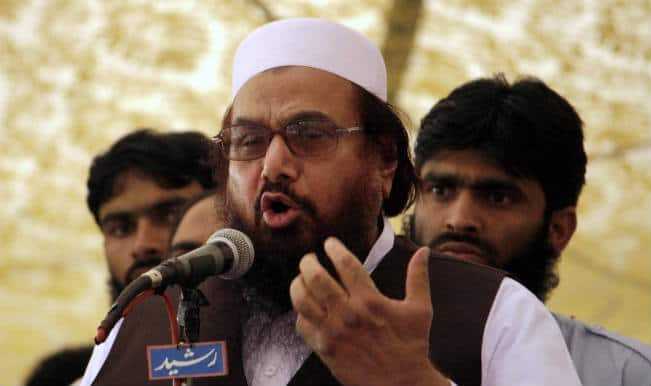 Hafeez Saeed asks LeT to recruit flood-affected Kashmiri youths