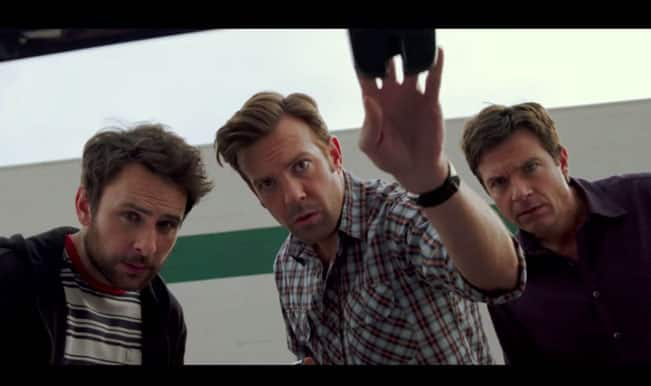 Horrible Bosses 2 trailer: The three crazy criminals are back