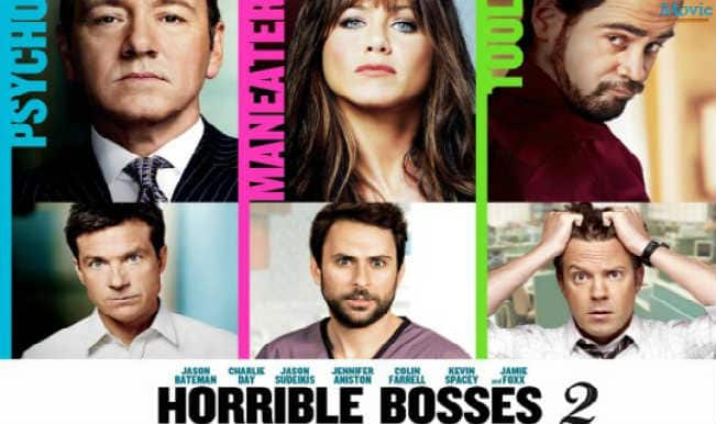 Horrible Bosses 2 Movie Review: This one's not boss material