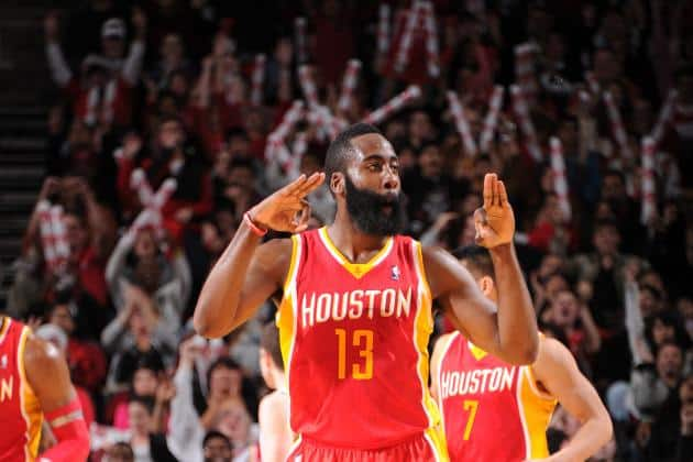 NBA: Houston Rockets beat San Antonio Spurs to claim 6th consecutive win