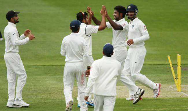 India vs Cricket Australia XI, Day 1: India 55/1 after pacers restrict CA XI for 219 at Adelaide