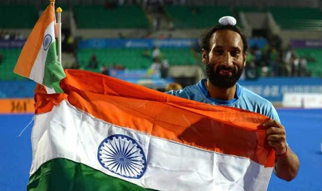 India hockey squad returns home amid warm reception post defeating Oz 3-1 in series