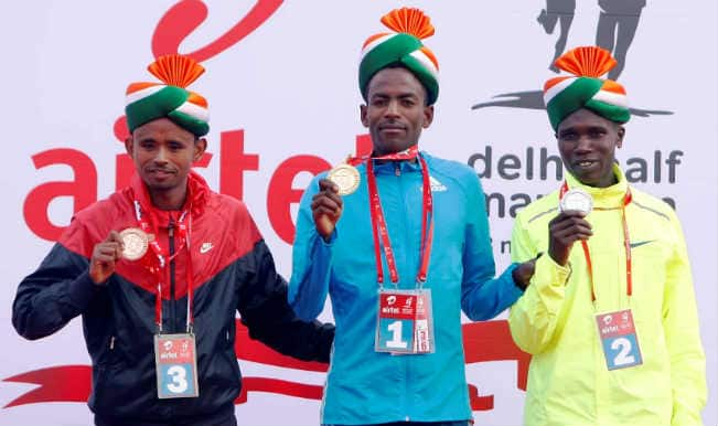 Guye Adola, Florence win Airtel Delhi Half Marathon: Complete list of ADHM winners
