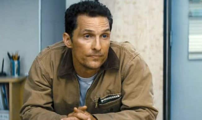 Interstellar star Matthew McConaughey unaffected by fame, says his mom