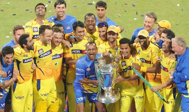 IPL 2015: BCCI releases schedule for Indian Premier League 2015 ...