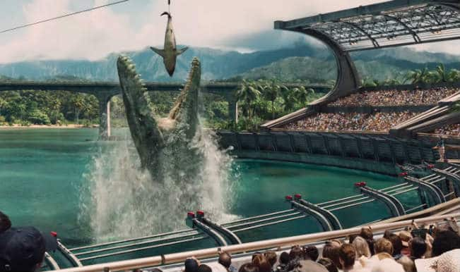 Jurassic World trailer: Dinosaur theme park gets a new terrible lizard