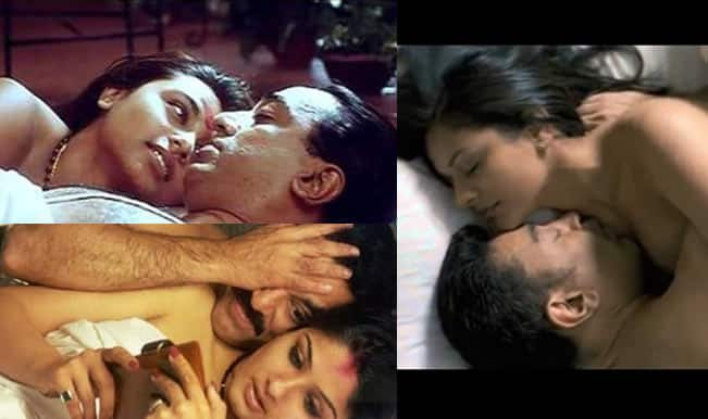 Hot Kissing And Bed Scenes