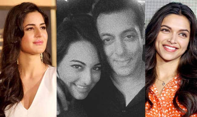Salman Khan the Eligible Bachelor and his ladies rule gossip conversation!