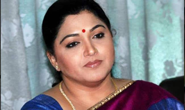 tamil actress kushboo blue film 1