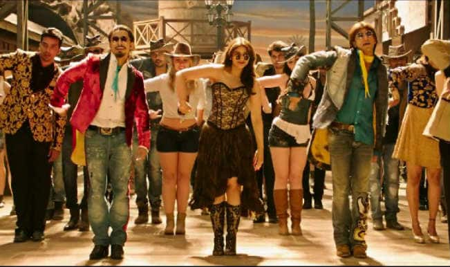 Kill Dil song Nakhriley: Parineeti Chopra, Ranveer Singh and Ali Zafar take us on a `90s ride
