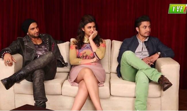 Arnab Goswami insults Kill Dil stars Ranveer Singh, Parineeti Chopra: Watch TVF's Barely Speaking with Arnub