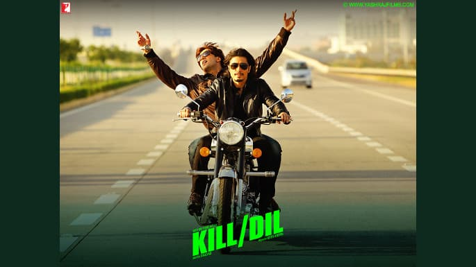 Ranveer Singh and Ali Zafar's duo Makes for an Entertaining 'Kill Dil'