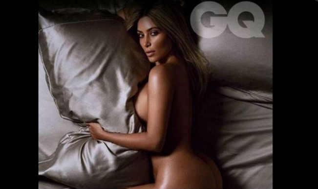 Kim Kardashian to pose nude yet again with husband Kanye West