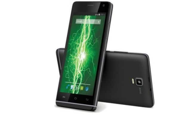 Lava Iris Fuel 50 launched in India with 3000 mAh battery