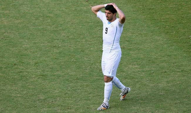 Luis Suarez: Not playing in 2015 Copa America for Uruguay is very painful
