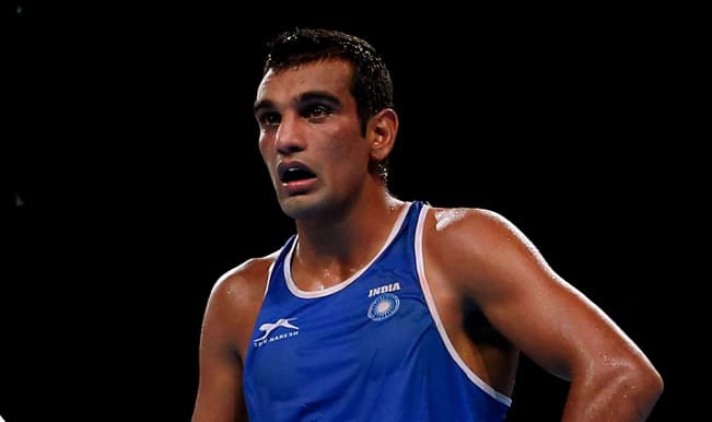 Mandeep Jangra disappointed with new scoring system in Boxing