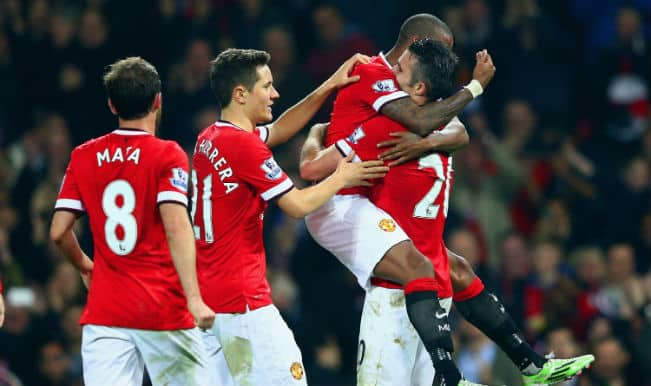 Manchester United win third straight match in Barclays Premier League; brush aside Hull City 3-0