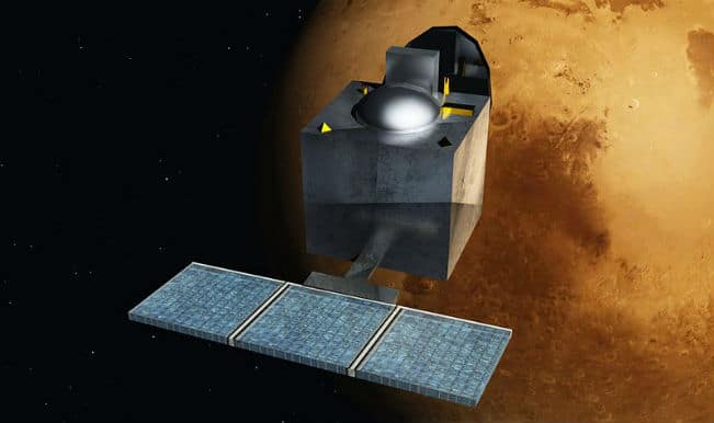 Mangalyaan among Time magazine's 25 best innovations of 2014