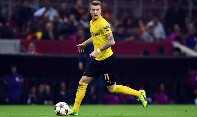Marco Reus injury adds to Borussia Dortmund's woes
