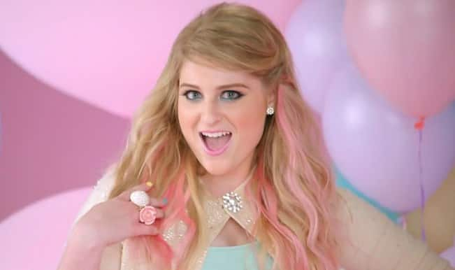 All About That Bass: Watch Meghan Trainor's chartbusting number about being obese and not giving a sh**