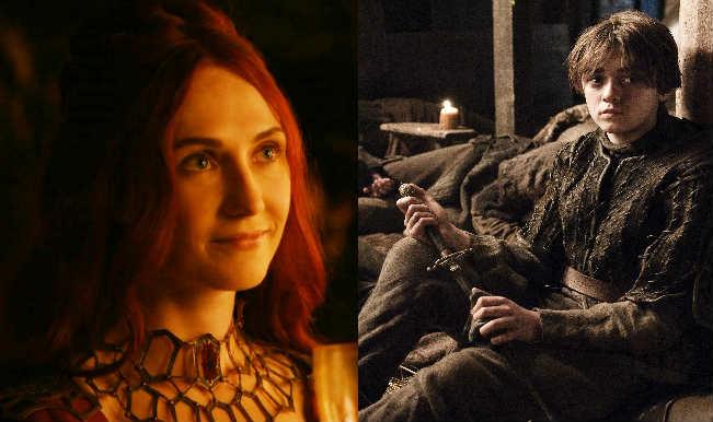 Game of Thrones Season 5 trailer of trailer: Arya Stark has dark visions