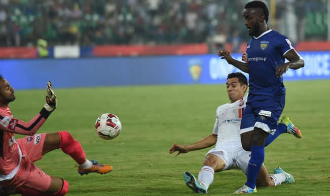 ISL 2014: John Mendoza stars as Chennaiyin FC go top with 3-1 win over FC Pune City