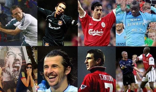 Barclays Premier League: The 10 craziest players to grace the English Premier League