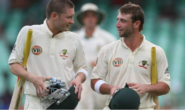 On late Phillip Hughes 26th birthday, Michael Clarke pens down an emotional tribute for his 'little brother'