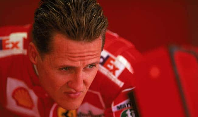 'Michael Schumacher paralysed and in a wheelchair', says Philippe Streiff