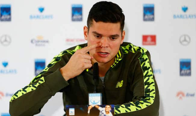 Milos Raonic pulls out of ATP World Tour Finals, David Ferrer steps in as replacement