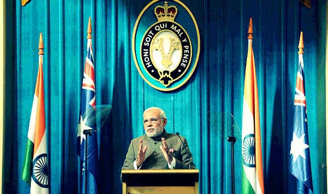 Prime Minister Narendra Modi addresses Australia Parliament in Canberra: Watch full video