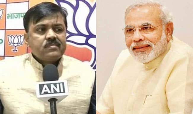 GVL Narasimha Rao praises Narendra Modi for emerging as global leader