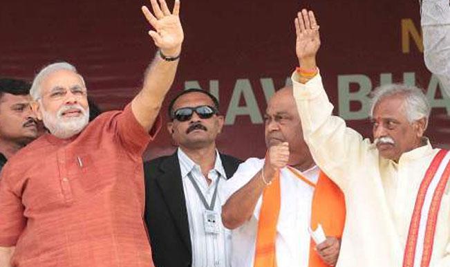Bharatiya Janata Party MP Bandaru Dattatreya to get berth in Union Cabinet