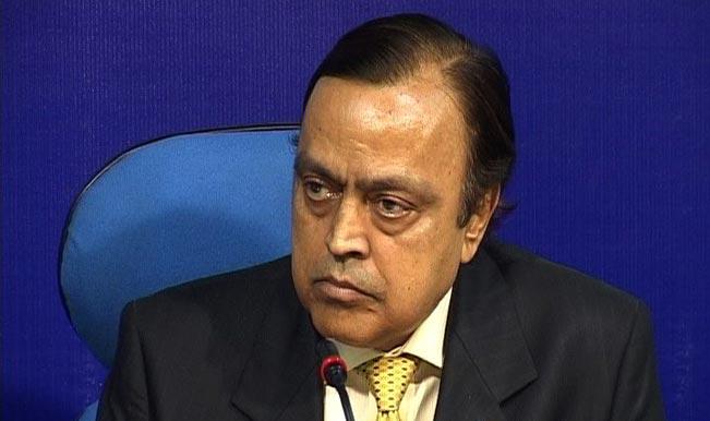 Senior Congress leader Murli Deora no more