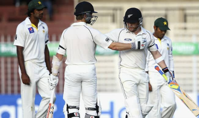 Pakistan vs New Zealand 3rd Test, Day 4: 5 interesting highlights of the day's play