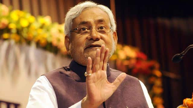 Nitish Kumar asks JD(U) workers to foil BJP 'divide and rule' policy