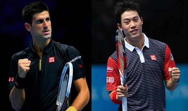 Novak Djokovic vs Kei Nishikori Semifinals Live Streaming: Get Live Telecast of ATP World Tour Finals 2014 on Day 7