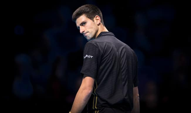 ATP World Tour Finals: Novak Djokovic demolishes Stanislas Wawrinka