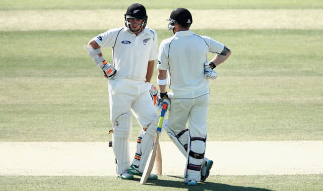 Pakistan vs New Zealand 2014 1st  Test, Live Cricket Score and Updates of Day 5 at Abu Dhabi: NZ crash for 231; Pakistan win by 248 runs