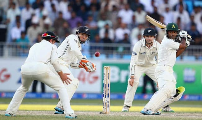 Pakistan vs New Zealand 2014: Ross Taylor century goes vain as Pakistan hold out for draw in 2nd Test
