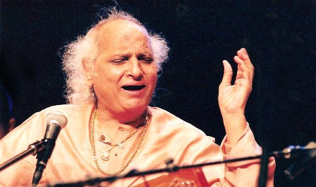 Pandit Jasraj to receive lifetime achievement award