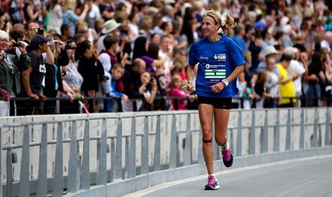 Paula Radcliffe, women's world record holder, appointed ambassador of Delhi Half Marathon