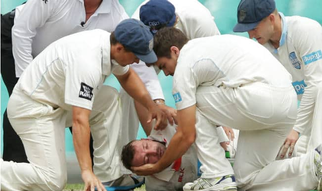 Phillip Hughes hit by bouncer: Top 3 nasty moments in Indian cricket history