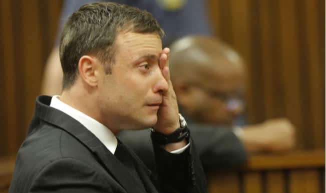 Oscar Pistorius gets no 'special treatment' on his 28th birthday in jail!