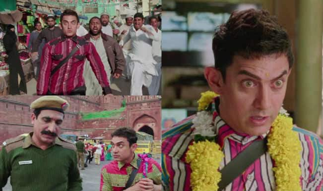 PK Dialogue Promo: Why did Aamir Khan get the name P.K.? Watch Video!